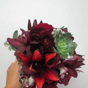 Succulent Bride