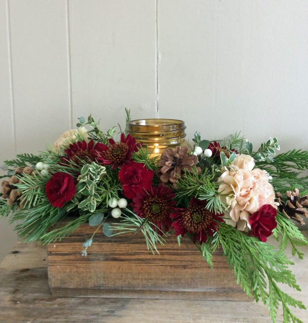 Rustic Table centre